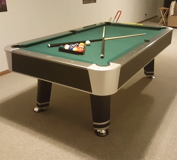 10 Best Pool Tables In 2020 Comparison And Overview Pool Table