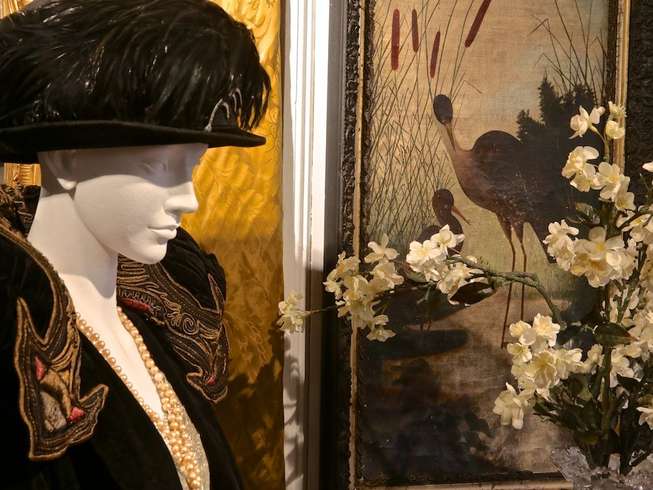 Downton Abbey Style in Southampton Exhibit - The Southampton Historical Museum, Photography by Jeff Heatley