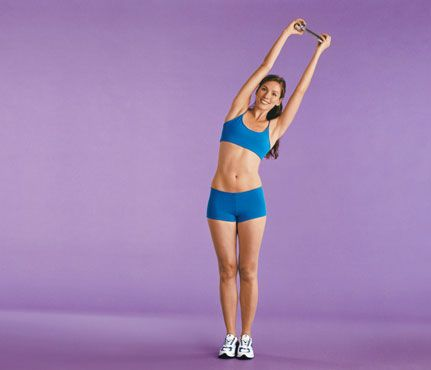 Get fab abs (without crunches) Stand up to belly bulge with upright flatteners.
