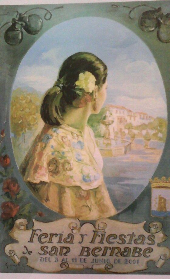 Feria poster 2001           Marbella
