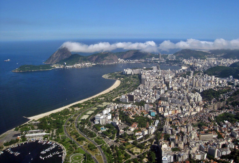 Rio Aterro Flamengo Gloria Jpg 1501 1027 Brasilien