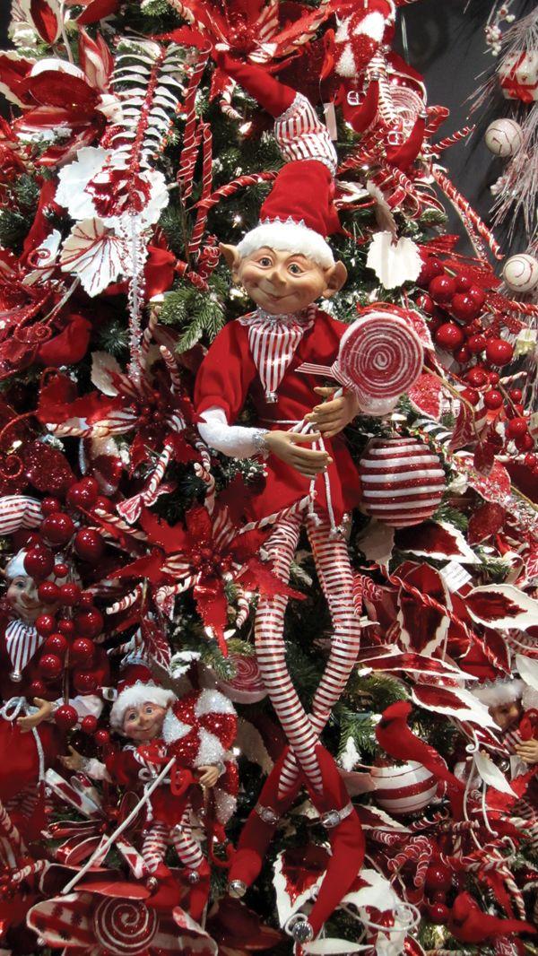 Sweetz elf Christmas - Traditional Christmas Jewels Pinterest