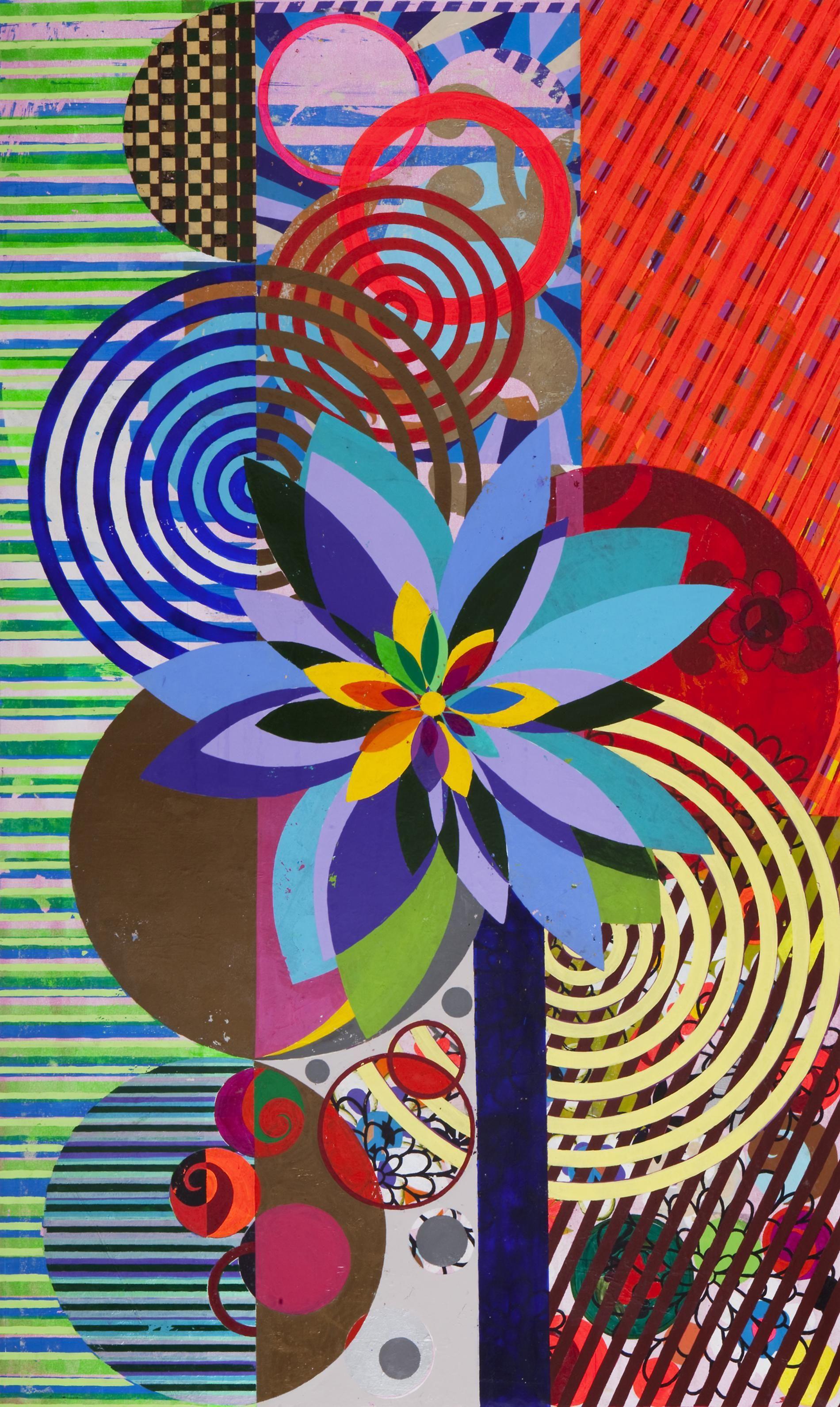 Beatriz Milhazes - Artists - James Cohan Gallery | Beatriz ...