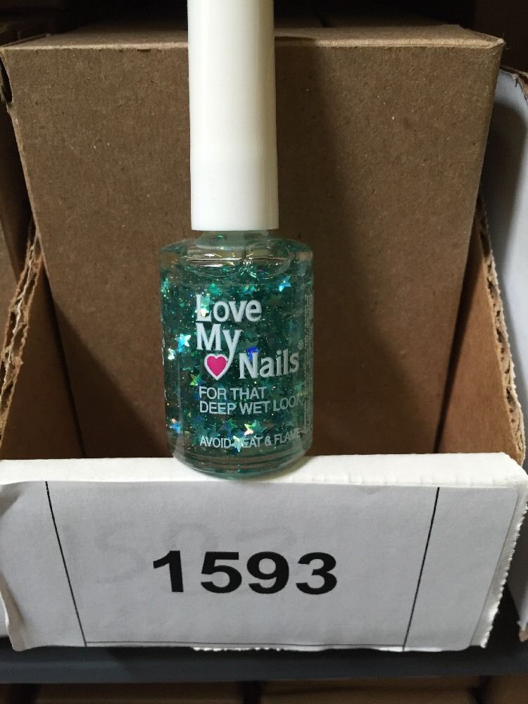Bari Cosmetics Love My Nails Nail Color Polish 1593 Cosmos | Bari ...