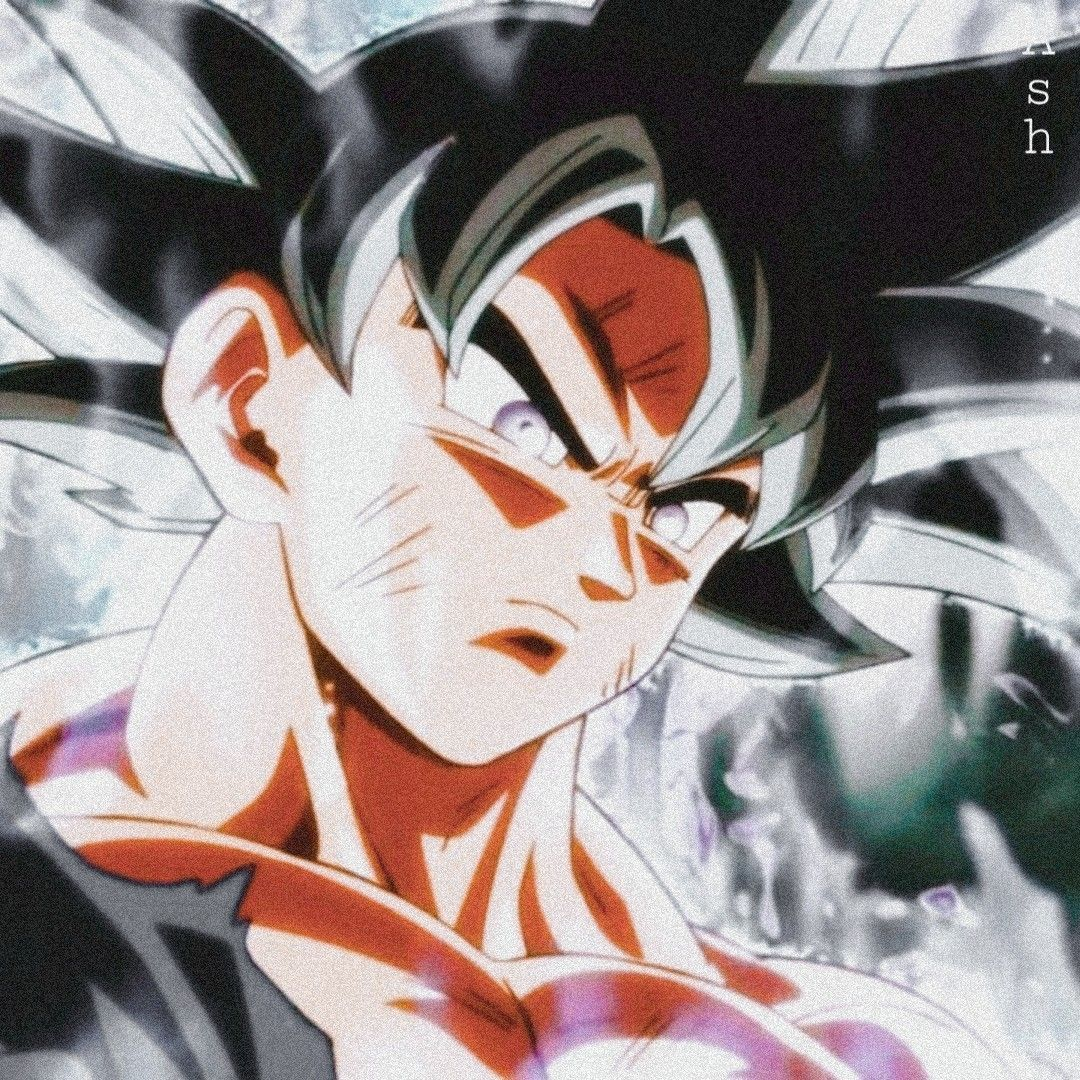 Goku Dbs Icon In 2020 Anime Dragon Ball Super Dragon Ball Super Manga Dragon Ball Image