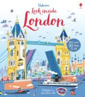 Take a trip to London with this neat, lift-the-flap information book which explores the UK capital's most famous sites, including Buckingham Palace, Trafalgar Square and the Tower of London. With lots of things to spot and talk about, including iconic red telephone boxes, red double-decker buses and black cabs. May 2015 Hardback