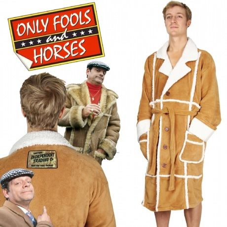 Only Fools and Horses Mens Dressing Gowns Trying to find the ideal ...