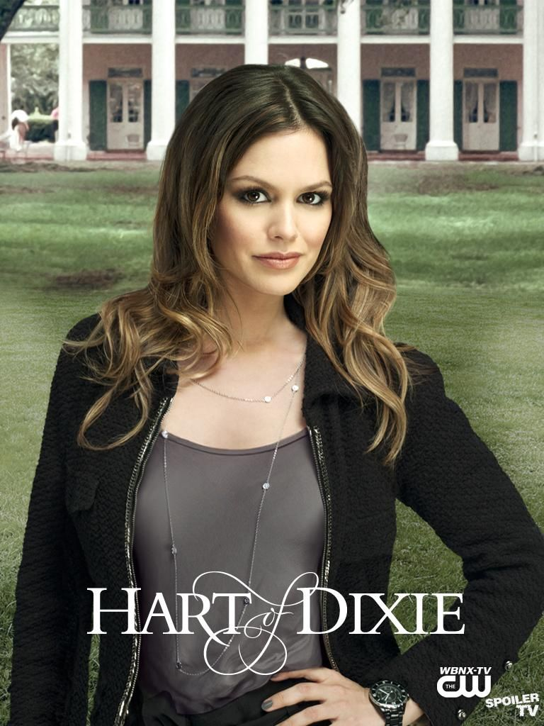 Hart Of Dixie Streaming : dixie, streaming, Color, Dixie,
