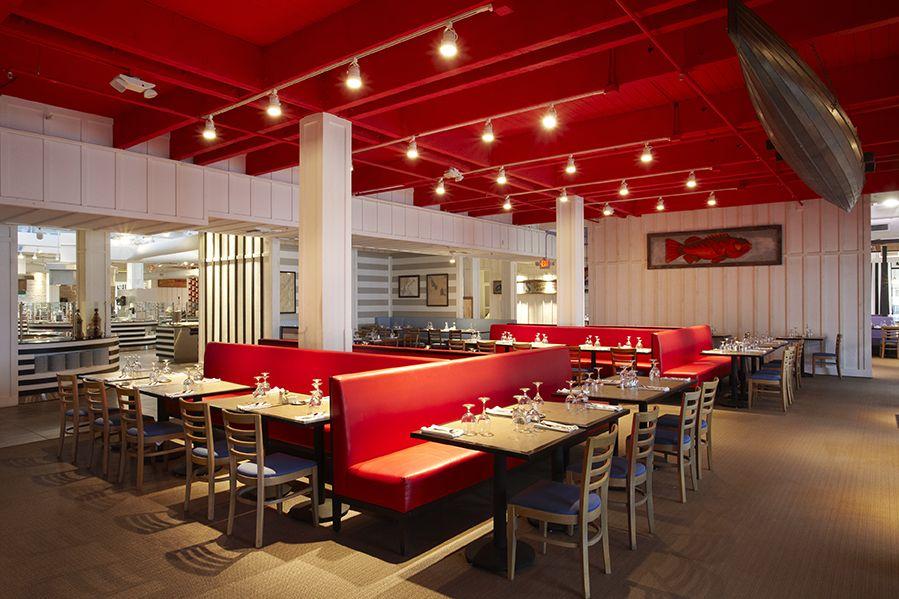 Club Med Sandpiper Bay États-Unis. Restaurant.