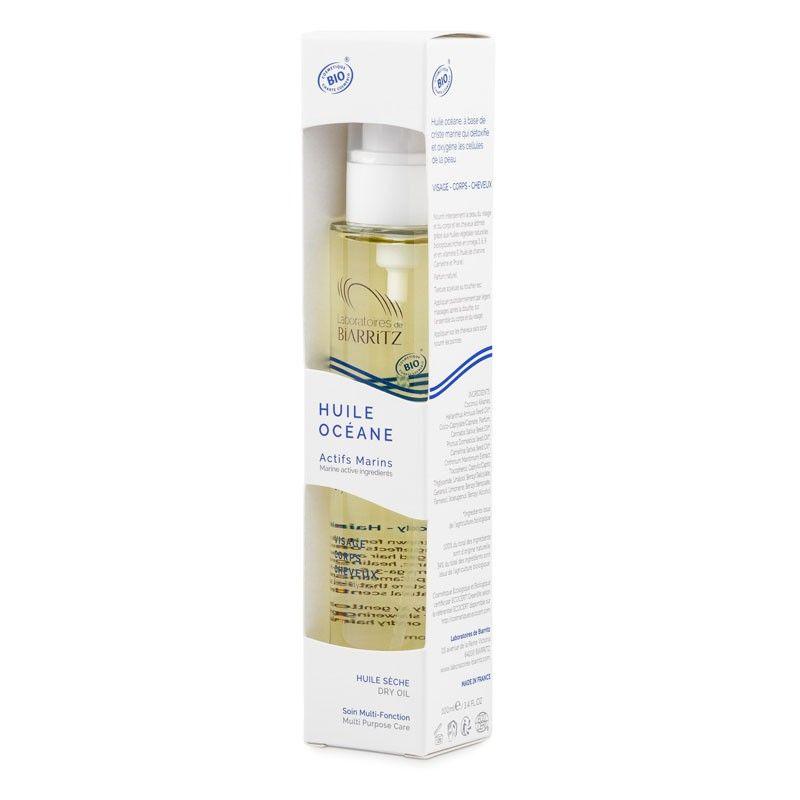 Organic Certified Dryl Oil 100 ml glass spray