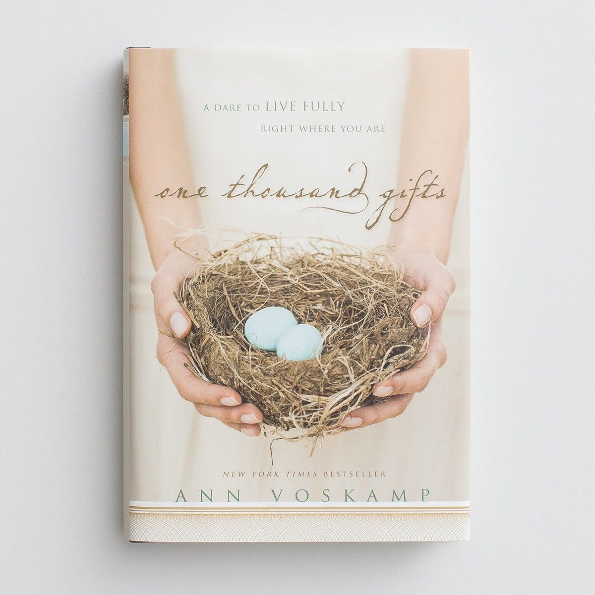 Ann Voskamp - One Thousand Gifts