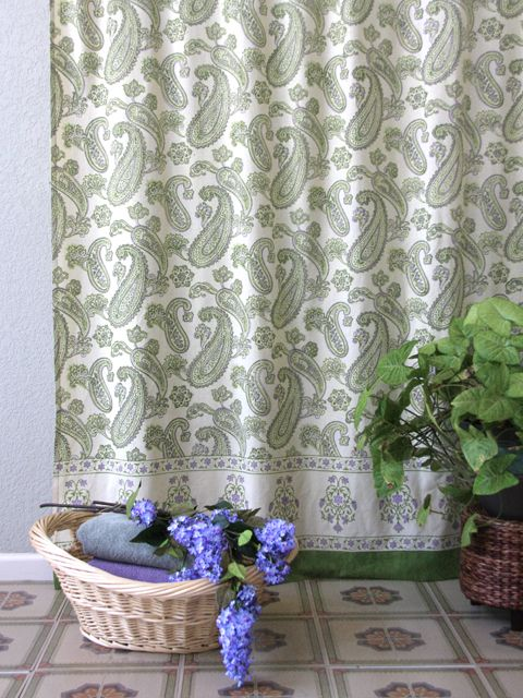 Green Curtains cream and lime green curtains : Pinterest • The world's catalog of ideas