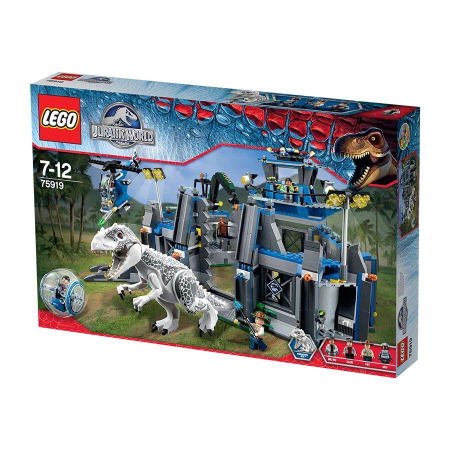 LEGO Jurassic World Rex Break Out Toys R Us Australia