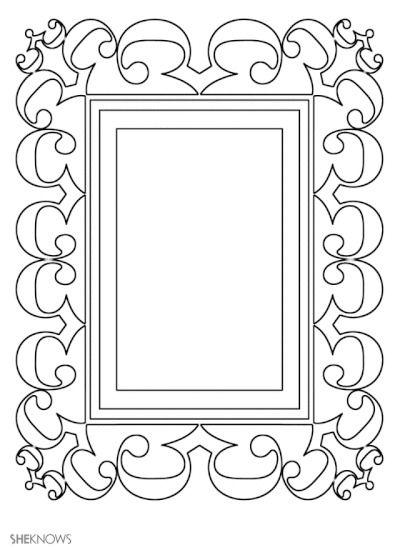 Home Craft Templates Picture Met Afbeeldingen Kleurplaten Knutselideeen