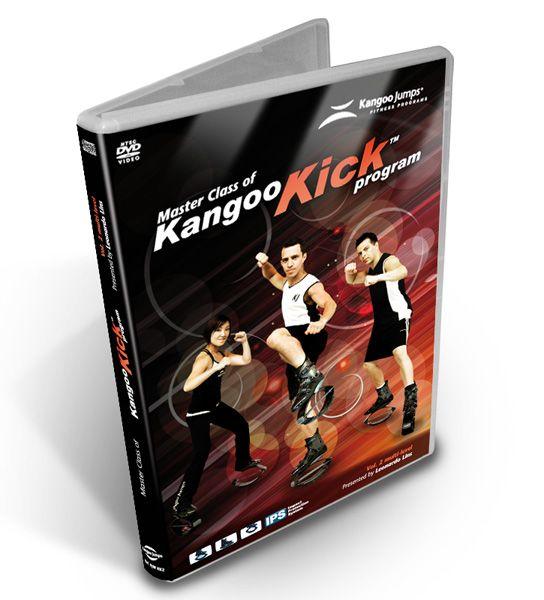 Fitness Music Dvd: Kangoo Jumps - Music & DVD