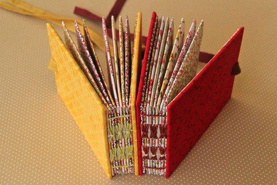 Caderno de envelopes - Zoopress