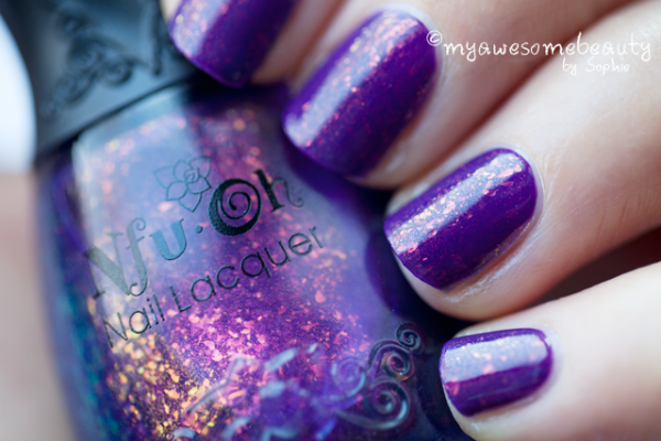 I am in love with this nail polish: Nfu Oh-51