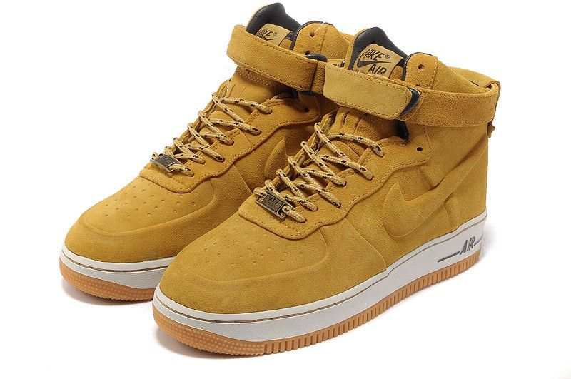 air force one marron homme