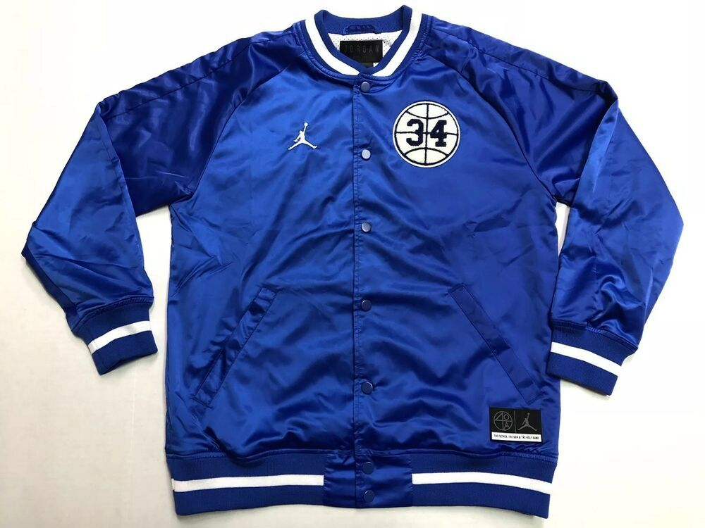 646a858f773665 Nike Mens Air Jordan Size XXL He Got Game Satin Jacket Hyper Royal AR1169  010  fashion  clothing  shoes  accessories  mensclothing  coatsjackets  (ebay link)