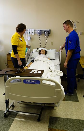 Not Sure If A Career In Nursing Is For You Job Shadow A Nurse Career Nurse Education Plan