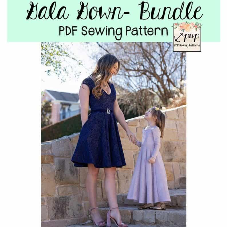 Gala Gown Bundle Gala Gowns Patterns For Pirates Gowns