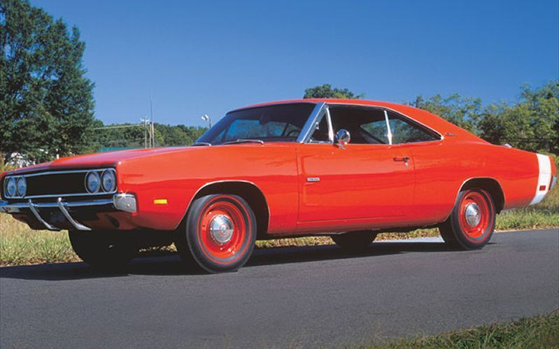 60s Muscle Cars Dodge Muscle Cars 60s 1969 Dodge Charger Muscle