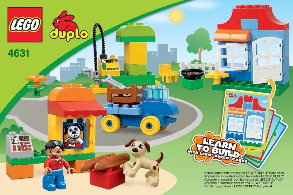 Duplo My First Build Lego 4631 Lego Duplo Lego Duplo Lego
