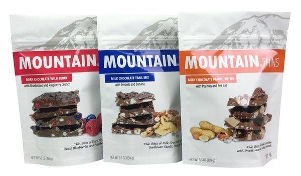 Enjoy Something Sweet With $1.00 Off Any Mountain Thins ...