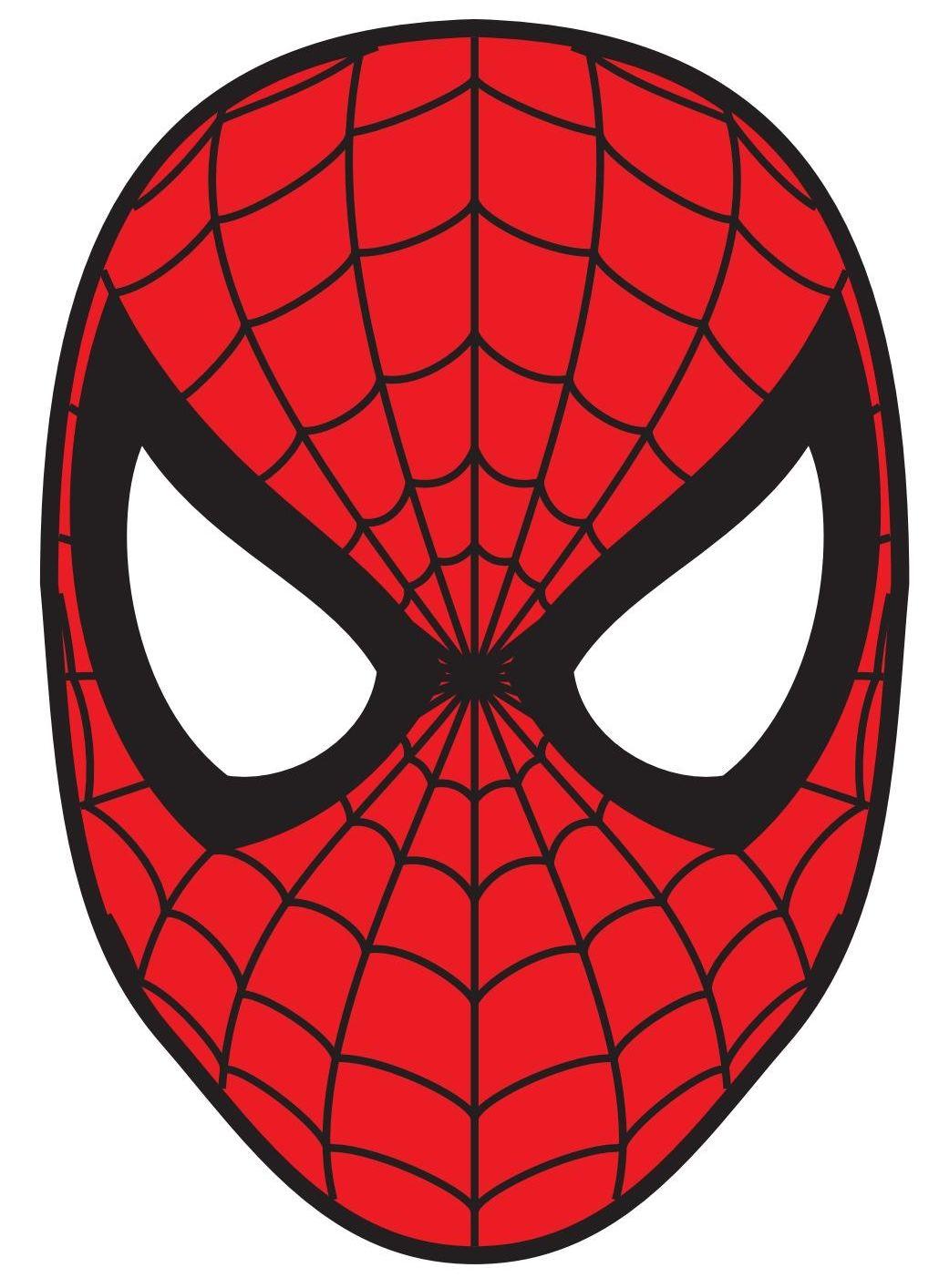 Man Logo Spider Birthday Batman Party Svg File Marvel Heroes
