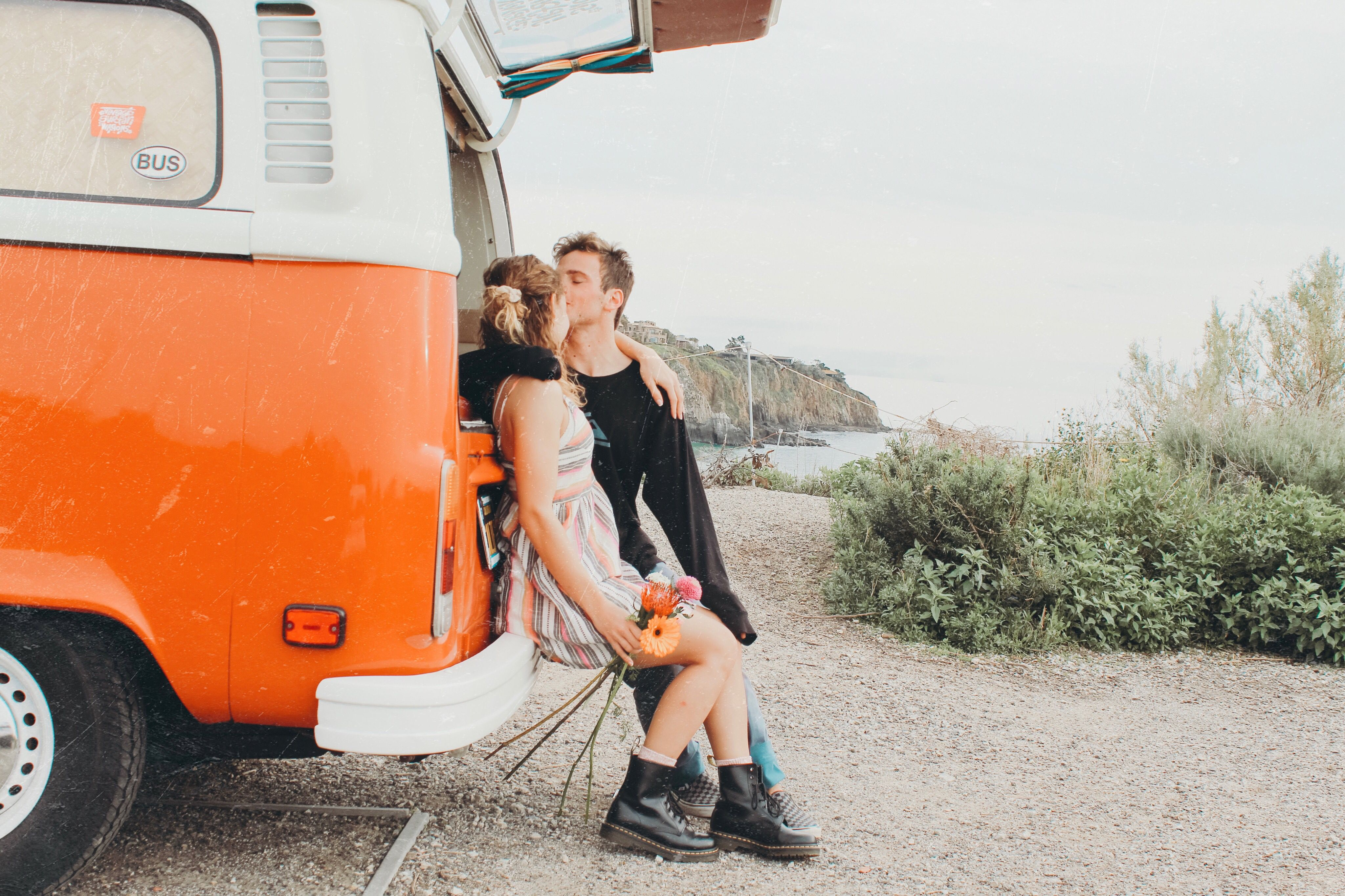 minimoon // crystal cove camping // vw bus // instagram: @skylarceci
