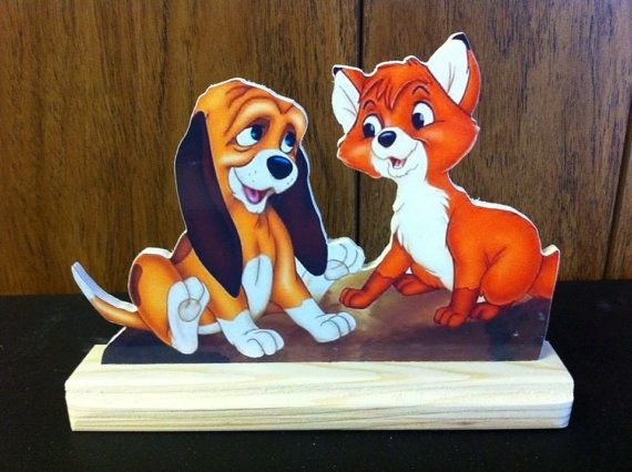 Best Friends Mystery Pack Todd and Copper Fox and the Hound Disney Pin 90186