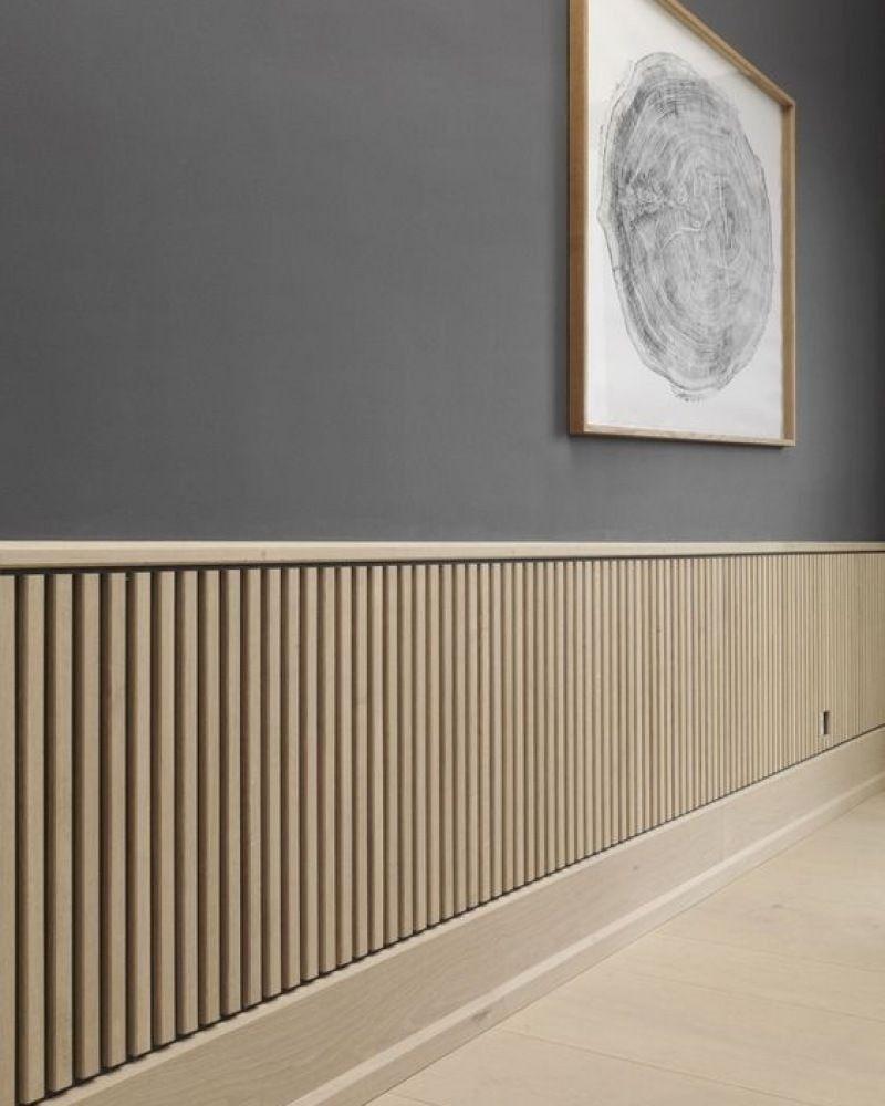 Pin Von Katarina Auf Eckbank In 2020 Holzlamellenwand Wandverkleidung Innen Wandverkleidung
