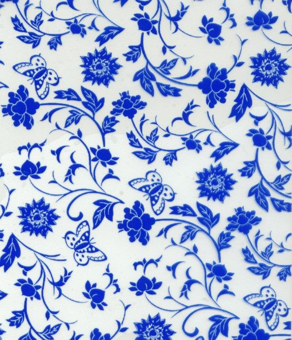 blue and white oriental vase pattern name - google search