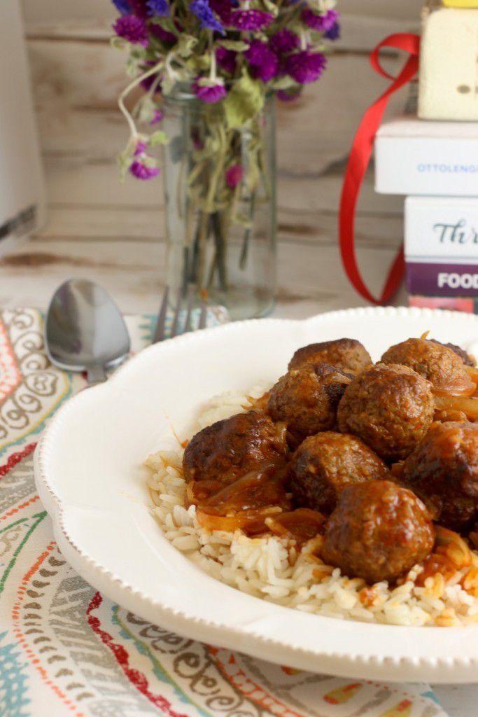 خطوات بسيطة لتحضير كفتة داوود باشا Syrian Food Recipes Middle Eastern Recipes
