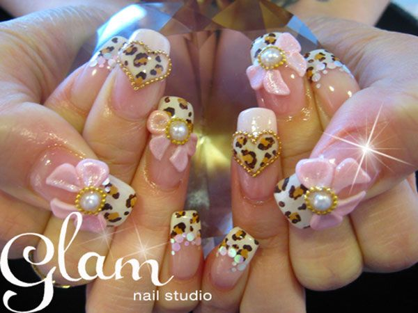Award Winning Nails Pictures To Improve Skills Glam Nail Studio