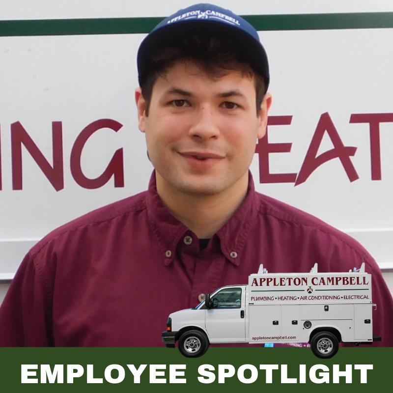 EMPLOYEE SPOTLIGHT🌟 Mike Loy, Service Technician 7 years