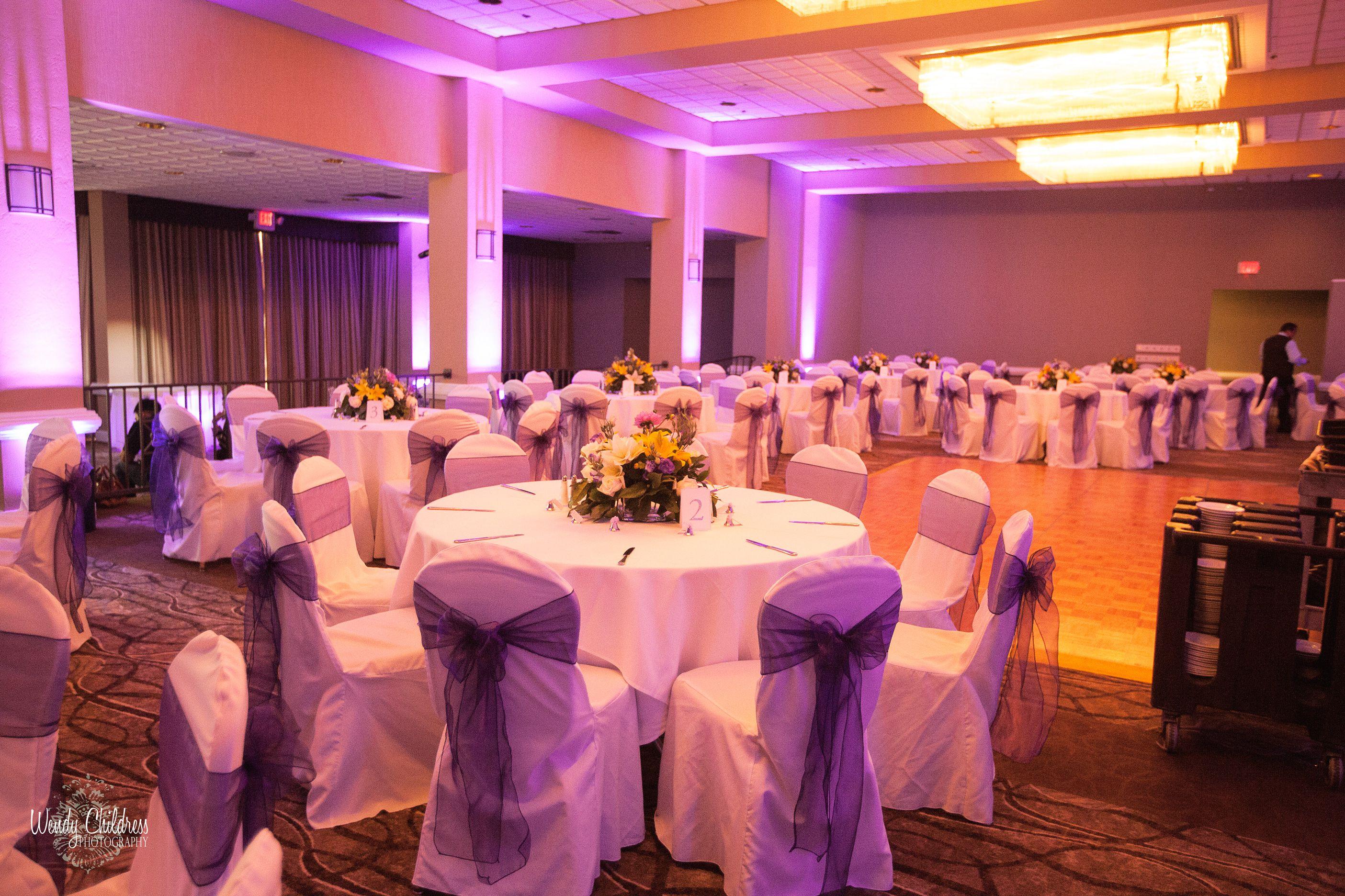 Teran Wedding Reception in the Crystal Ballroom | Handlery Hotel San ...