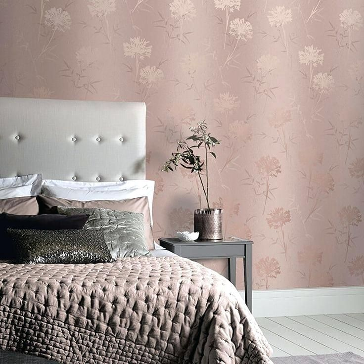 Rose gold bedroom rose gold bedroom wallpaper rose gold wall paint uk