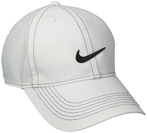 Nike Golf Swoosh Front Cap - White 333114 OSFA     You can get additional  details at the image link. cbf289474f