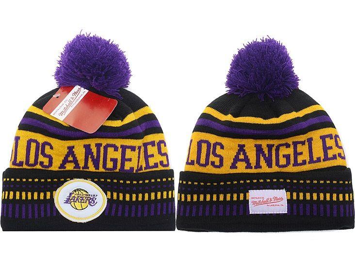 NBA Los Angeles Lakers Beanies (21) , sales promotion $5.9 - www.hatsmalls