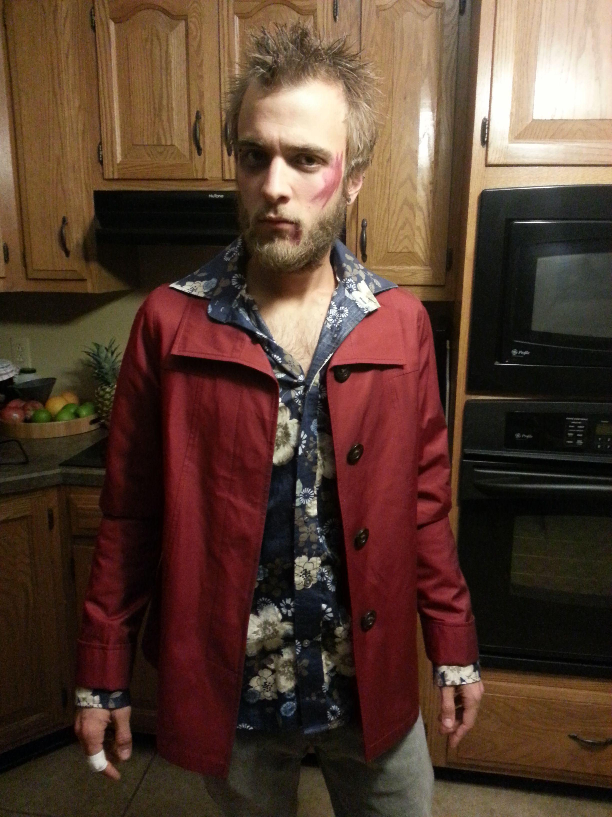 Halloween = Tyler Durden from Fight Club!   Fashion, Style