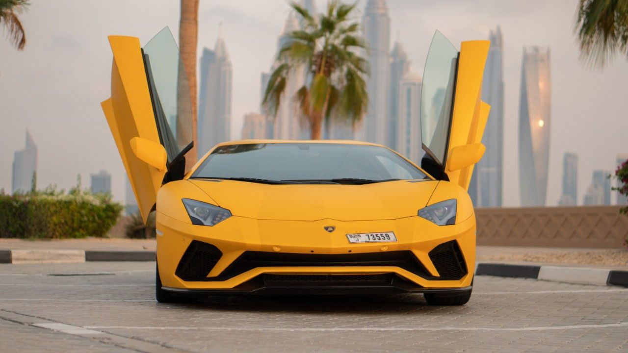 Pin On Lamborghini Rental Dubai