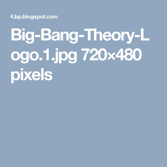 Big-Bang-Theory-Logo.1.jpg 720×480 pixels
