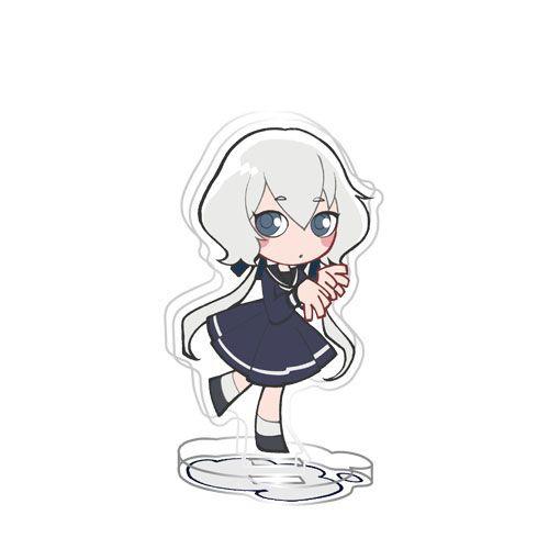 ゾンビランドサガ アクリルフィギュア 04.紺野純子[empty]《01月