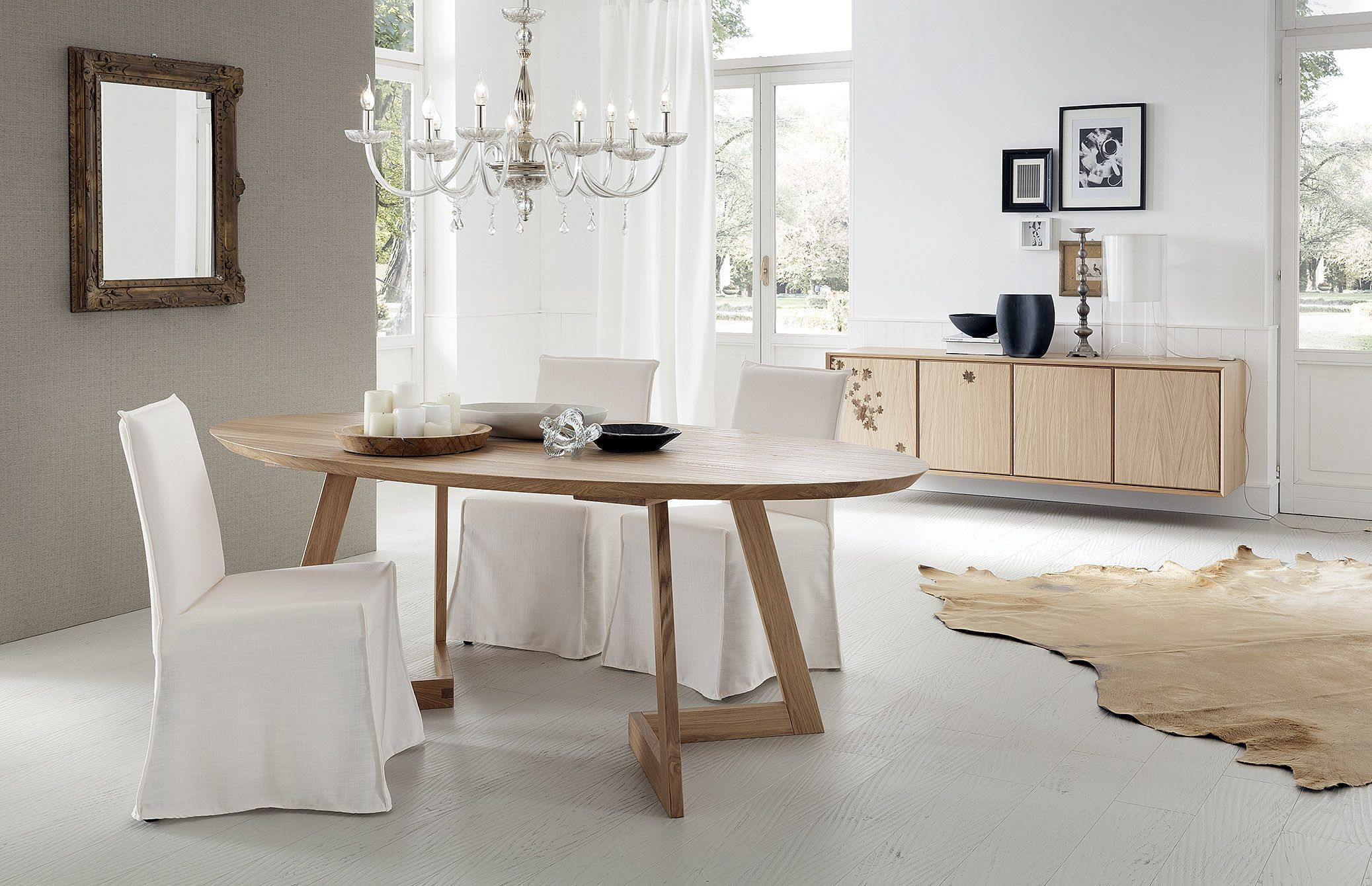 Toledo Table With Seven Legs By Altacorte Ecolab 2 Collection