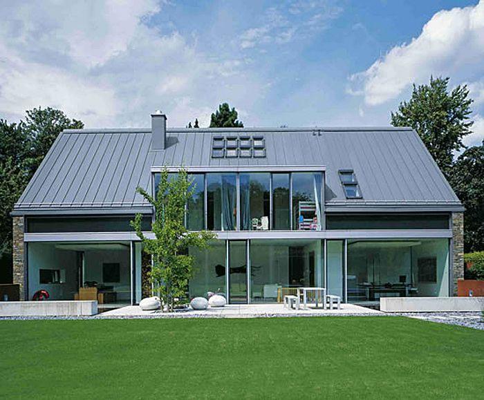 Best Rheinzink Double Standing Seam Zinc Roofing 10 Of 12 400 x 300