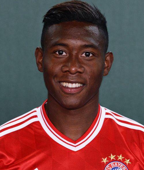 David Alaba Bayern Munich Fc Bayern München Fussball München
