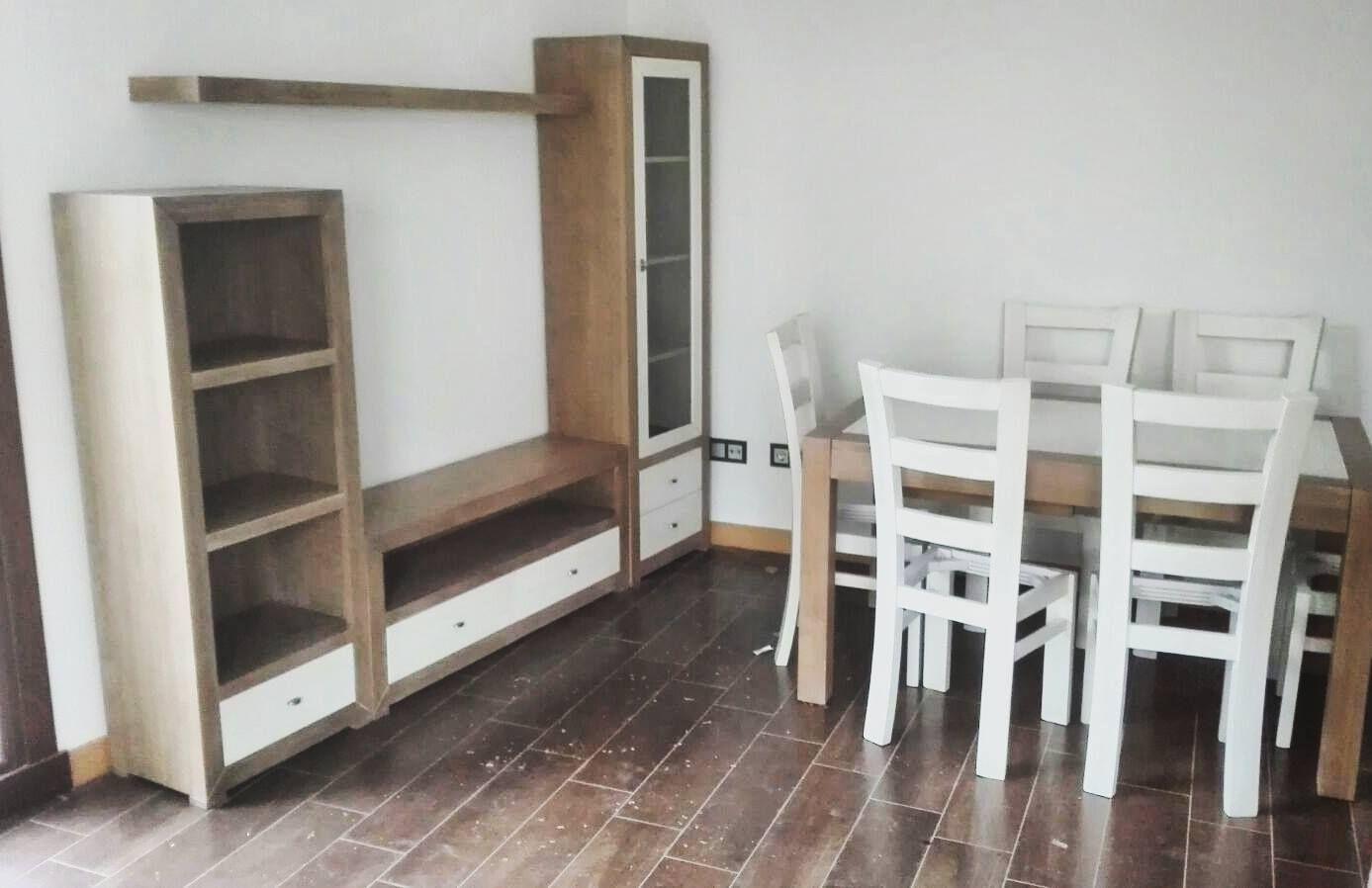 Realizamos muebles a medida, envíanos tu boceto y te pasamos presupuesto. Como este salon!!!