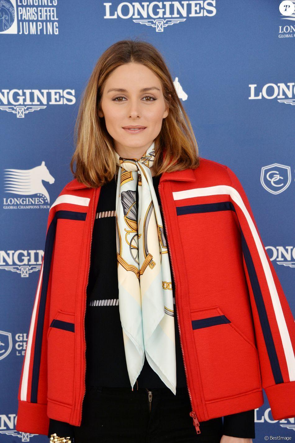 The Olivia Palermo Lookbook : Olivia Palermo At Paris Haute Couture Fashion Week