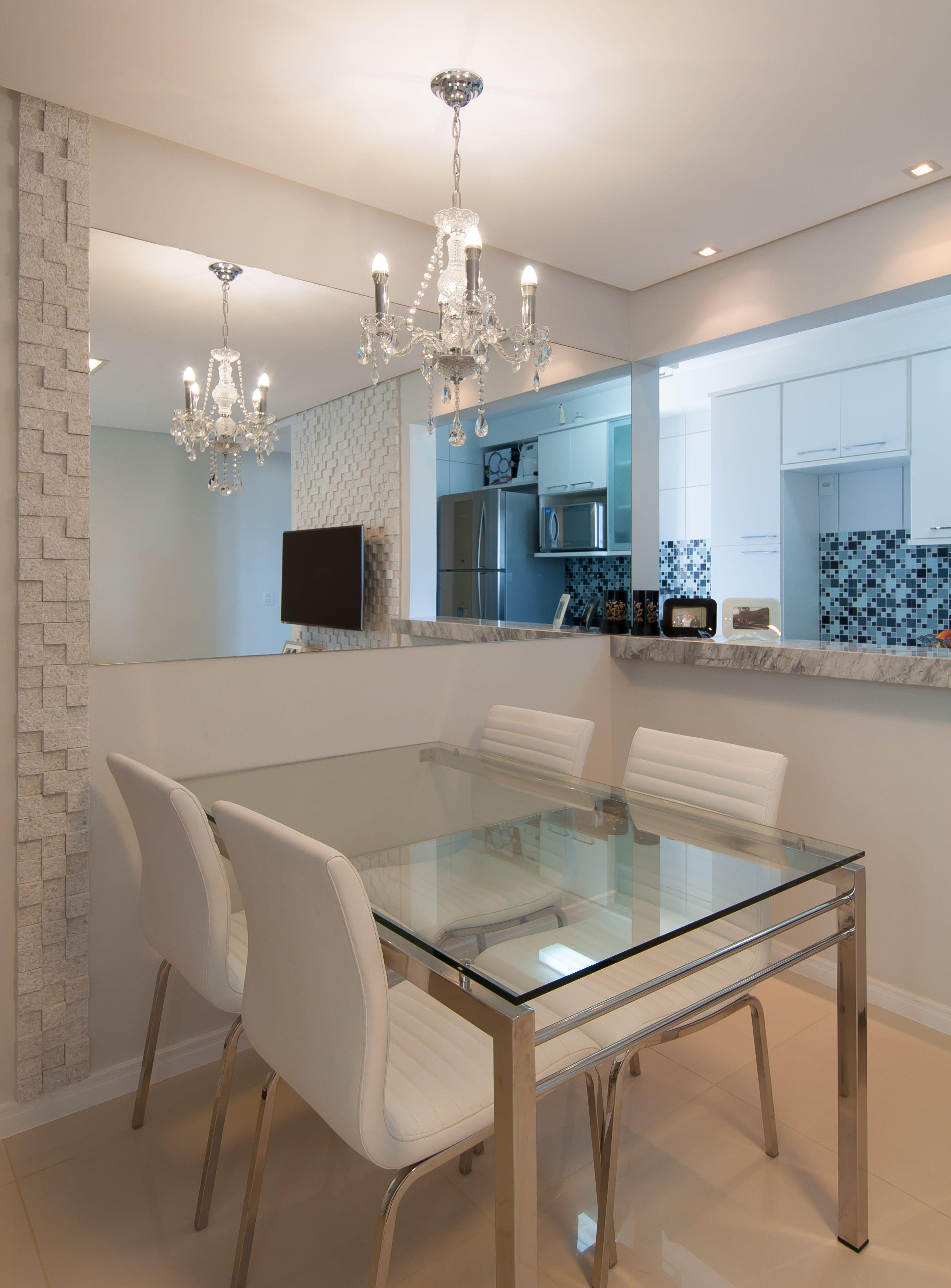 Pin de veronica dur n en para el hogar sala de jantar for Decoracion apartamentos modernos 2016